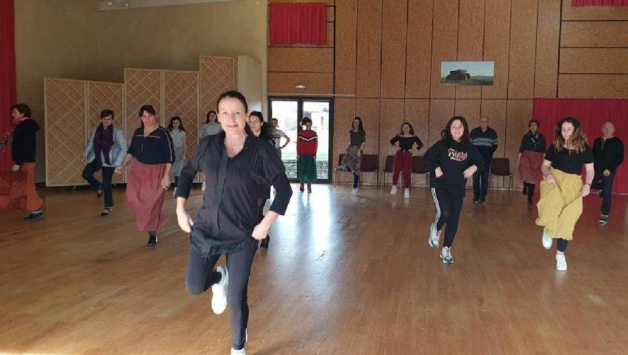 Prochain atelier de danse le 23 mars.