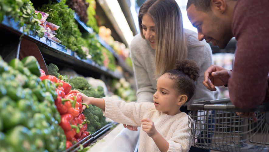 La livraison de courses alimentaires ne concerne que 27% de personnes interrogées.