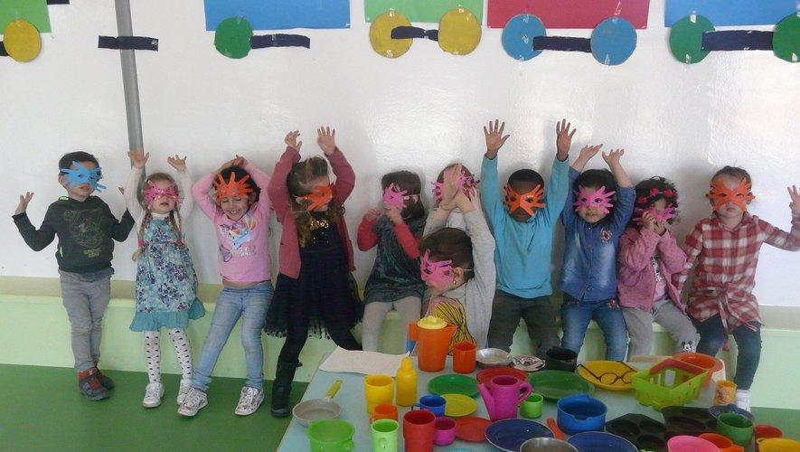 Des activités variées sont appréciées par les enfants.