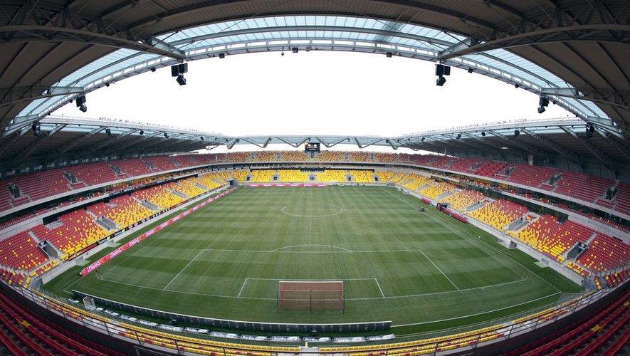 Le stade du Mans FC, Le MMArena et ses 25 000 places.