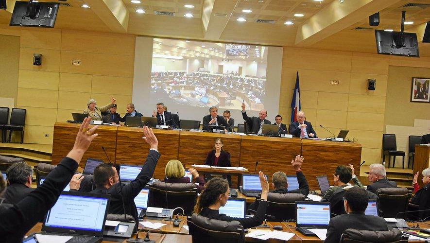 Le budget a été adopté vendredi.