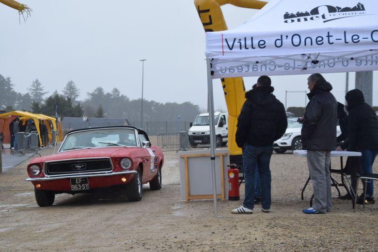Départ de la deuxième édition de L'Aveyron Tour Story