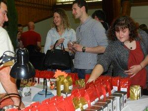 Le salon accueilleracinq chocolatiers,dont le VillefranchoisDidier Boutonnet.