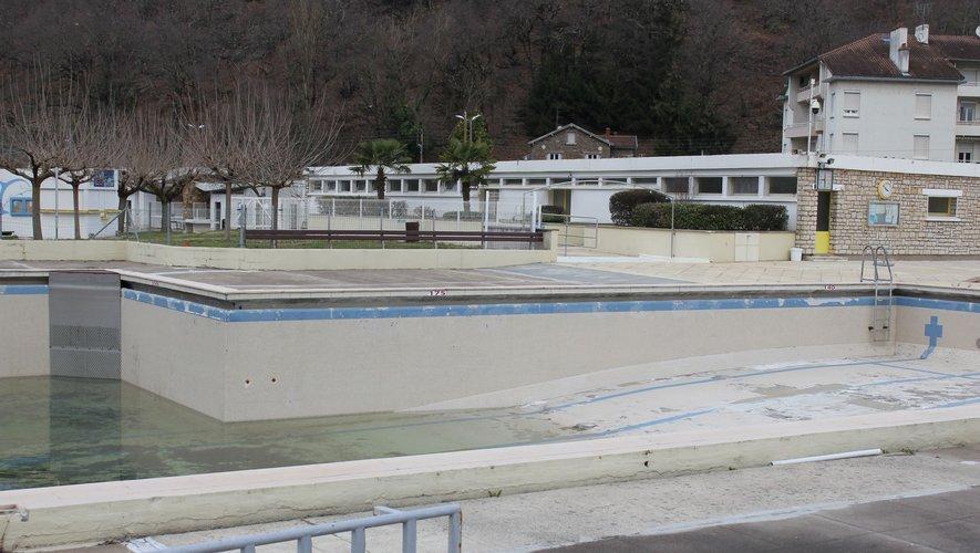 Dans les prochains mois, plus d'1 M€ sera investi à la piscine municipale. Ouverture prévue début juillet.