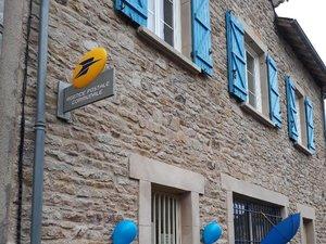 L'agence postale soutient l'opération Mars Bleu.