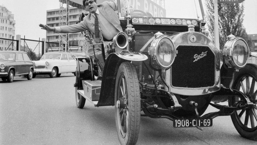 L'humoriste Jacques Bodoin est décédé vendredi à l'âge de 97 ans,