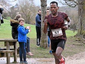 Adisu Gutema a survolé cette édition 2019 des Berges de l'Aveyron.
