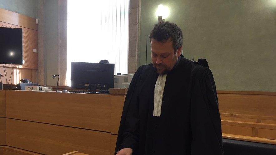 Me Laurent Belanger, avocat de l'un des deux prévenus.