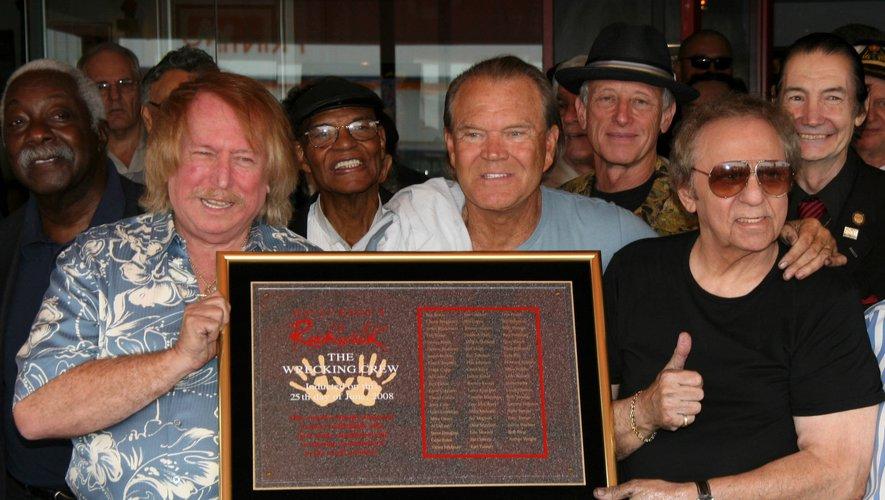 Le batteur américain Hal Blaine décède à l'âge de 90 ans