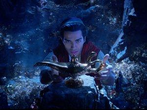"""""""Aladdin"""" de Guy Ritchie sortira le 22 mai au cinéma"""