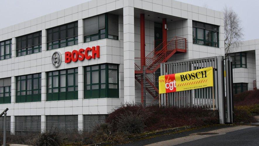 L'avenir industriel de l'usine Bosch n'est toujours pas réglé.