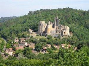 L'évolution architecturale des châteaux forts