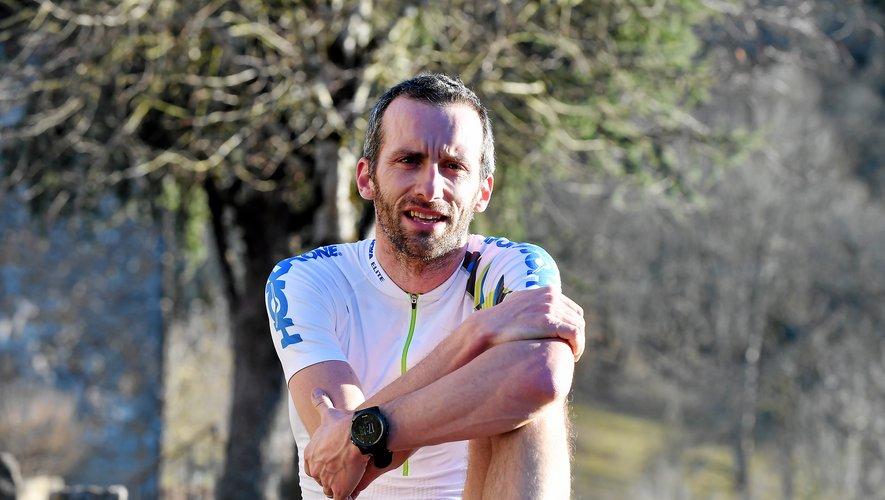 Nicolas Cantagrel  a été surpris par l'effort violent à fournir dans l'ascension.