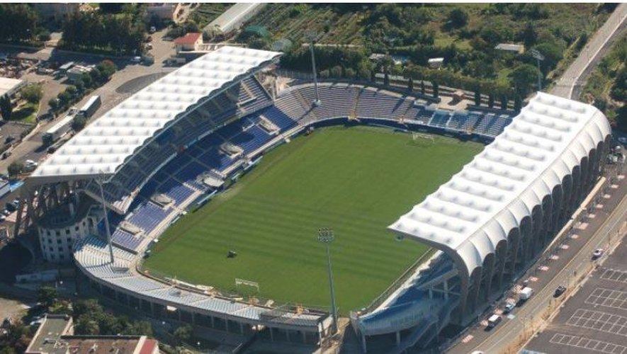 Le stade de Furiani à Bastia