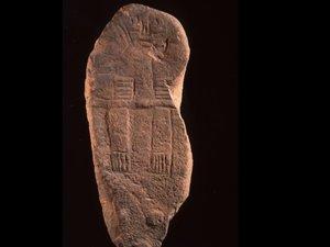La statue-menhir de Jouvayrac, une pièce remarquable.