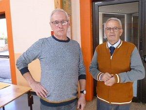 Les deux coprésidents Michel Perpère et Louis Albouy font appel aux bonnes volontés pour rejoindre le bureau.