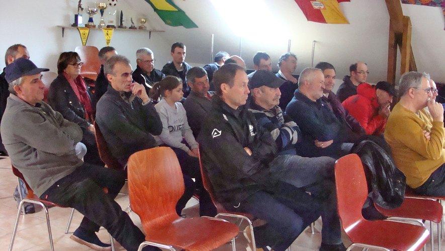 Un bureau fier des qualités et succès du Rallye du Vallon