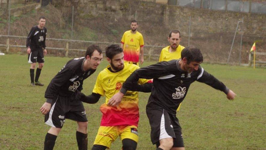 L'équipe III avec Lionel à l'action.