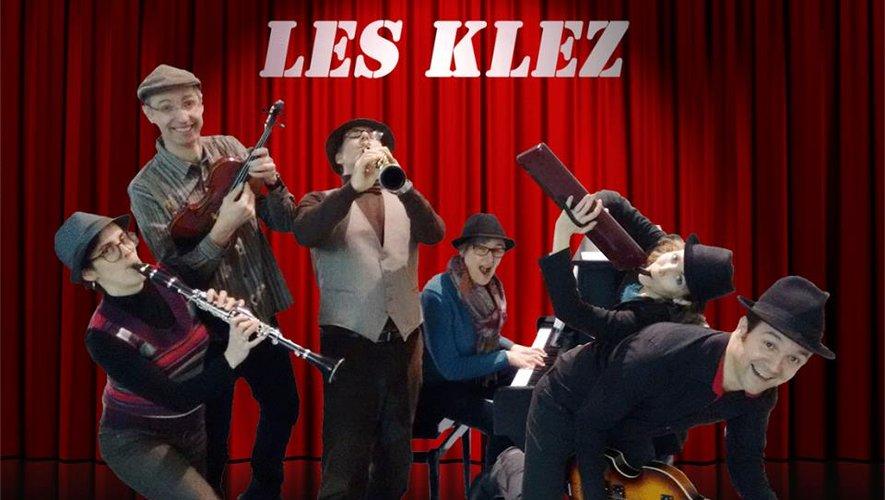Le groupe toulousain Les Klez'animera la soirée./ Photo fournie par les organisateurs
