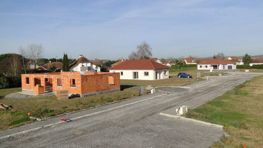 Depuis 2016, le nombrede permis de construireà Baraqueville a explosé, après trois années de forte baisse.