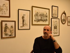 Didier Estival à la galerie Réplique.
