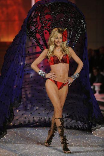 Doutzen Kroes pour Victoria's Secret en 2011.