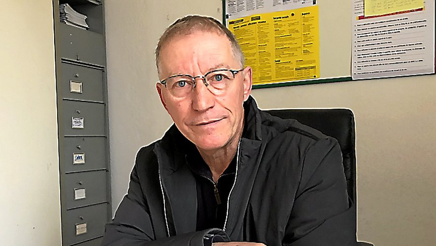 Jean-Paul Boyer, l'un des porte-parole du Collectif Tous ensemble  pour le Bassin reçu par la ministre de la Cohésion sociale.
