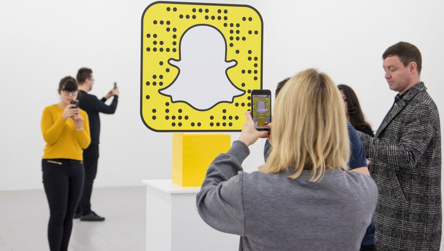 La boutique virtuelle Lego Wear et Snapchat de Londres