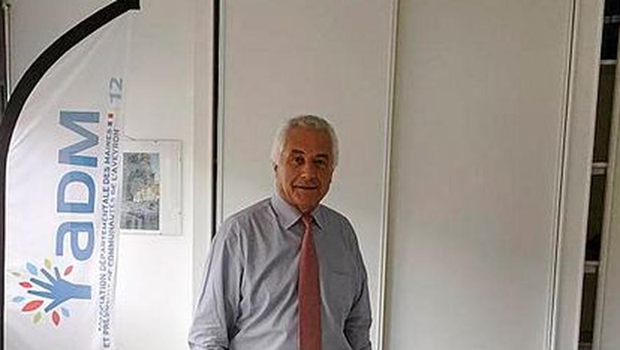 Jean-Louis Grimal, président de l'Association départementale des maires.