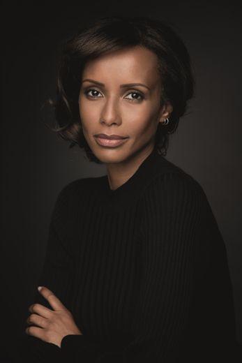 Sonia Rolland est la nouvelle ambassadrice maquillage et parfum de Guerlain.