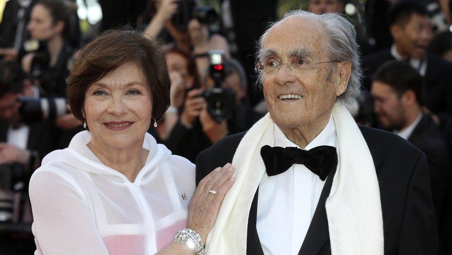 L'actrice Macha Méril, femme du compositeur français Michel Legrand décédé en janvier, veut créer un festival dédié aux comédies musicales et aux musiques de films pour poursuivre son oeuvre