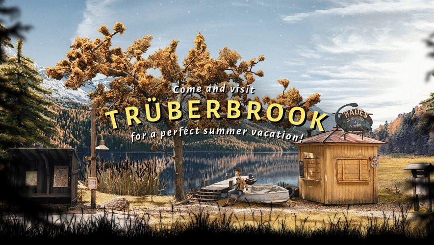 """""""Trüderbrook"""" emmène les joueurs dans une ville thermale allemande pour élucider un mystère."""