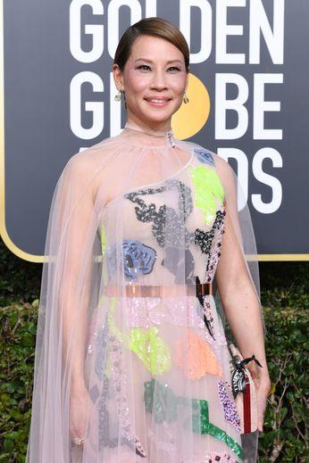 """Lucy Liu a déjà réalisé plusieurs épisodes de la série policière """"Elementary"""" dans laquelle elle tient l'un des rôles principaux depuis 2012."""