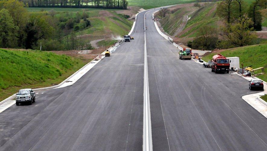 La RN88 entre Rodez et Sévérac devrait avec cet amendement faire l'objet d'un traitement identique au secteur Tarn-Rodez, en cours d'achèvement.