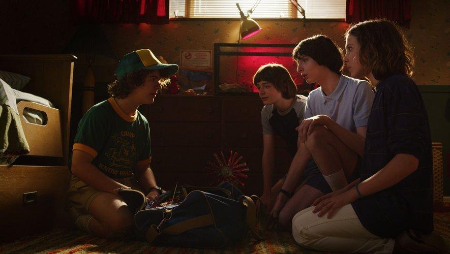 """""""Stranger Things"""" reviendra le 4 juillet sur Netflix"""