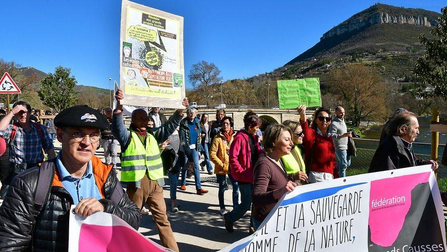Une marche pour le climat  a déjà eu lieu courant mars.