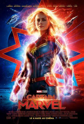 """AFFICHE: """"Captain Marvel"""""""