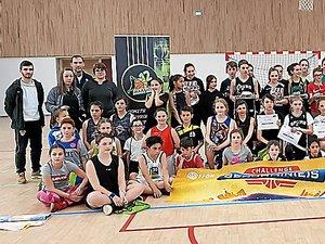 Près de 70 enfants étaient présents ce dimanche 17 mars, à La Primaube.