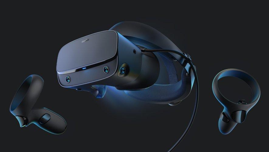 L'Oculus Rift S est annoncé à 449 euros en Europe dans le courant du printemps 2019.