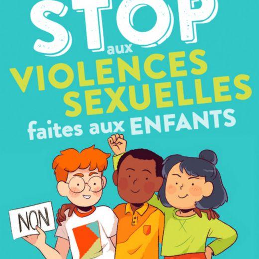 Violences sexuelles : un livret pour en parler aux enfants