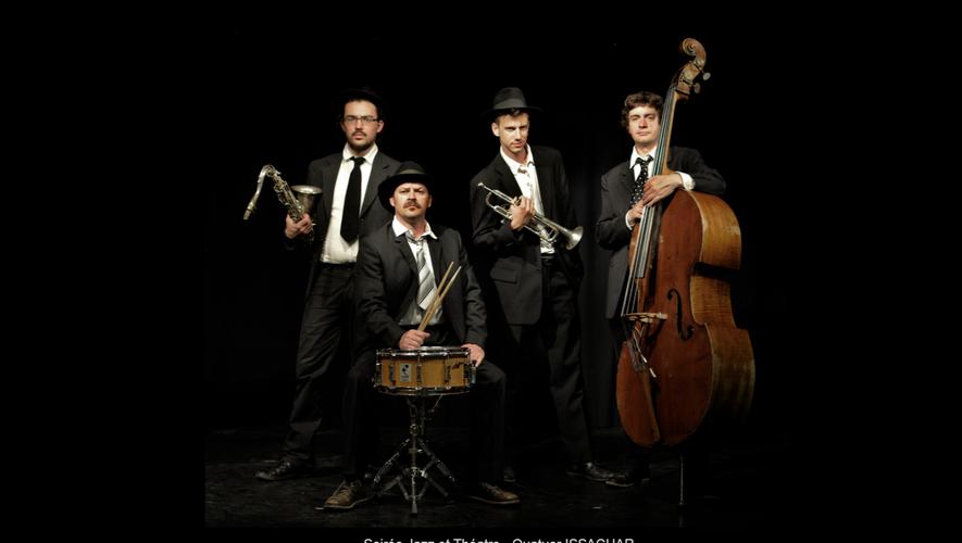 Le Quatuor Issachar retracera la vie du vieux Black Joe