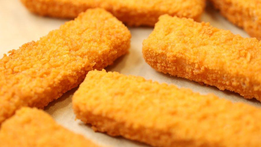 Les poissons panés contiennent trop d'additifs, d'arômes et de sucres ajoutés