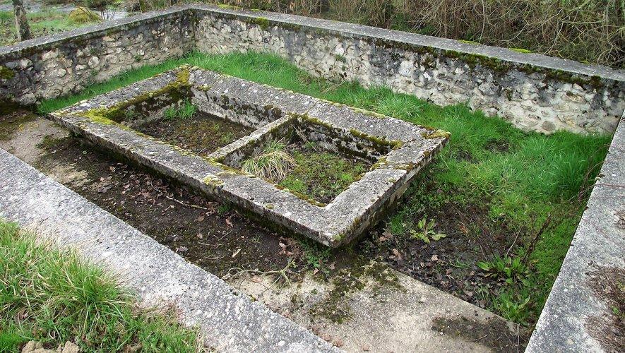 Le lavoir de Gages le Bas fait partie des cibles visées.