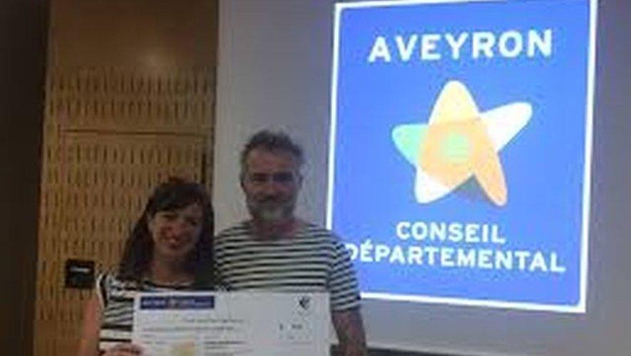 L'association a eu le trophée de la Solidarité du département./Photo DDM