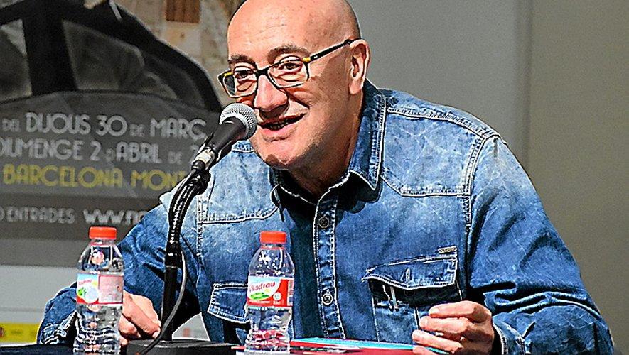 L'auteur de BD est l'invité des Chemins de l'exil.