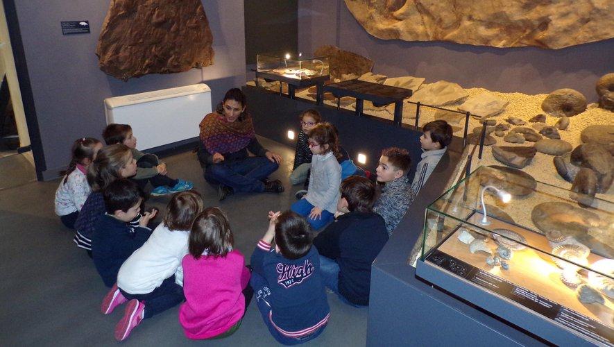 La visite du musée de Millaua passionné les élèves.