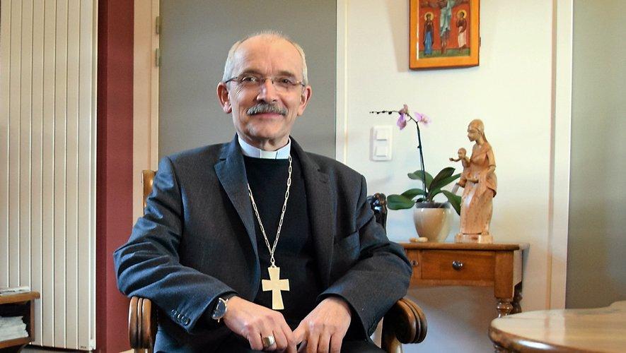 François Fonlupt a été nommé évêque de Rodez et de Vabres le 2 avril 2011.