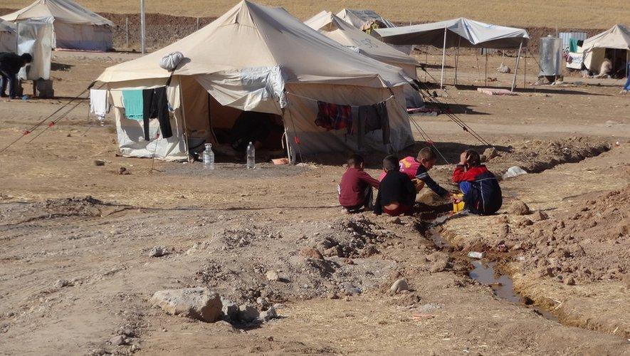En zones de guerre, le manque d'eau tue plus d'enfants que les bombes