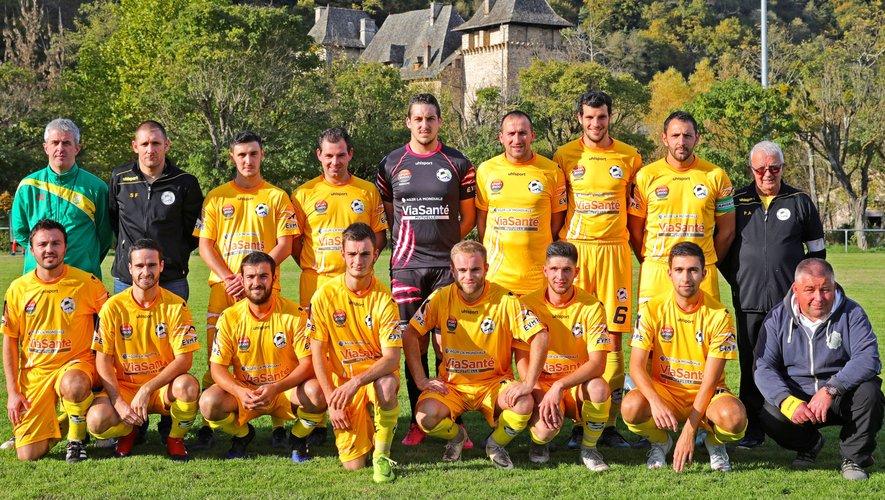 L'équipe I jouera en quart de finale de la Coupe de l'Aveyron, dimanche sur le terrain de Mouret.