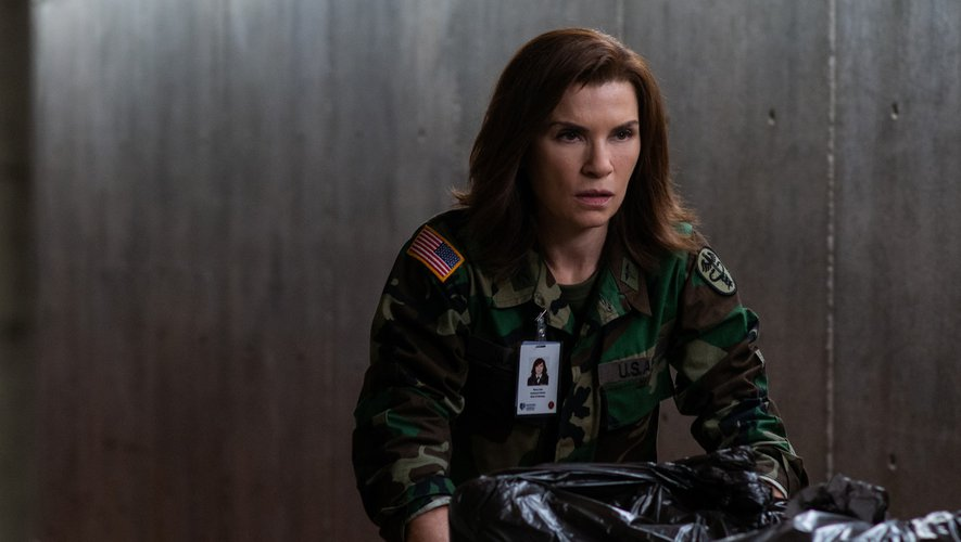 """""""The Hot Zone"""" est la deuxième série où Julianna Margulies tient le rôle principal depuis la fin de """"The Good Wife"""" en 2016."""